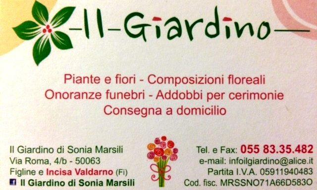 Il Giardino di Sonia Marsili -Fiori e Piante