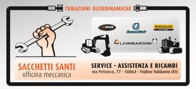 Sacchetti Service S.N.C.   Officina macchine agricole