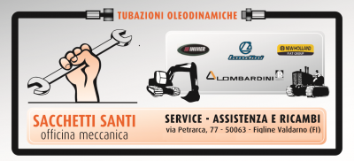 Sacchetti Service S.N.C. | Officina macchine agricole