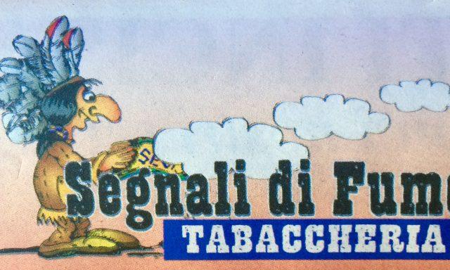 Tabaccheria Segnali di Fumo