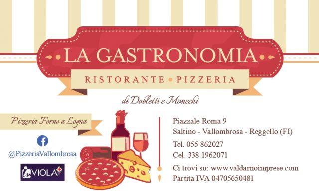 Ristorante Reggello La Gastronomia| Vallombrosa – Saltino