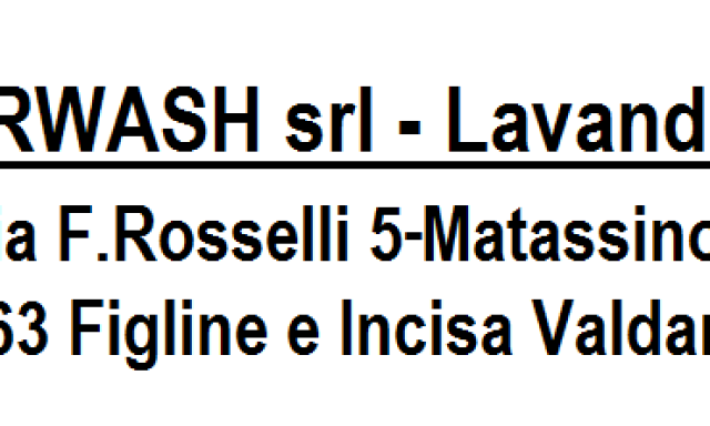 IperWash srl – Lavanderia